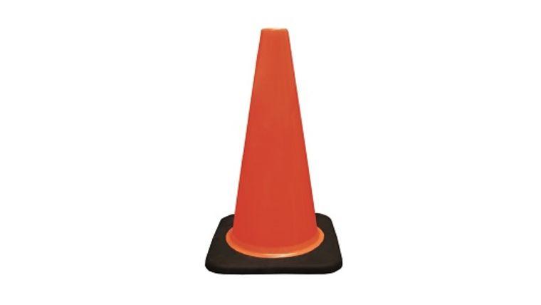 """Picture of a Traffic Cones 18"""" Orange"""