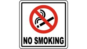 Image of a No Smoking Sign