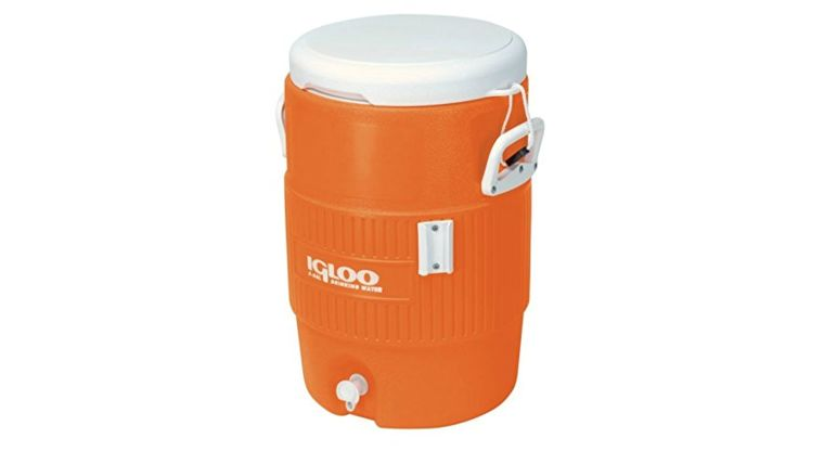 Picture of a Beverage Cooler - 5-Gallon Heavy-Duty Beverage Cooler
