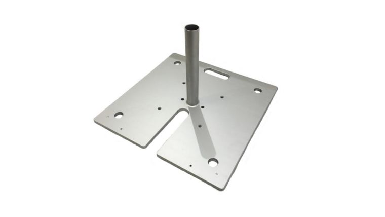Picture of a Base & Pole for Cafe Lighting