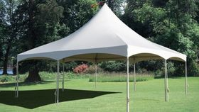 Image of a 20 x 30 Century Frame Tent