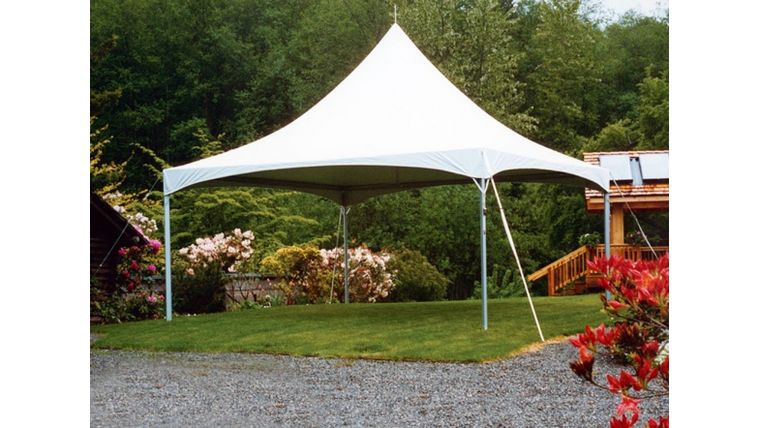 Picture of a 15 x 15 Frame Tent HP