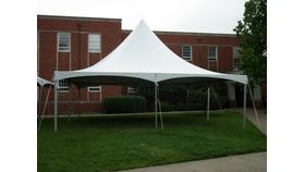 Image of a 30 x 30 Frame Tent