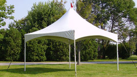 Image of a 10 x 10 century frame tent