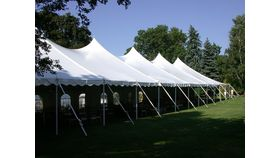 Image of a 40 x 160 Tent