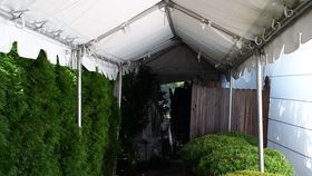 Image of a 6 X 10 Marquee Tent