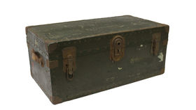 Image of a Classic Luggage Trunk