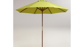 Image of a Umbrella Cover, Lime