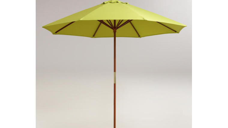 Picture of a Umbrella Cover, Lime