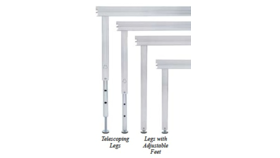 "Image of a 12"" Stage Legs"