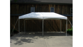 Image of a 10 x 20 Frame Tent