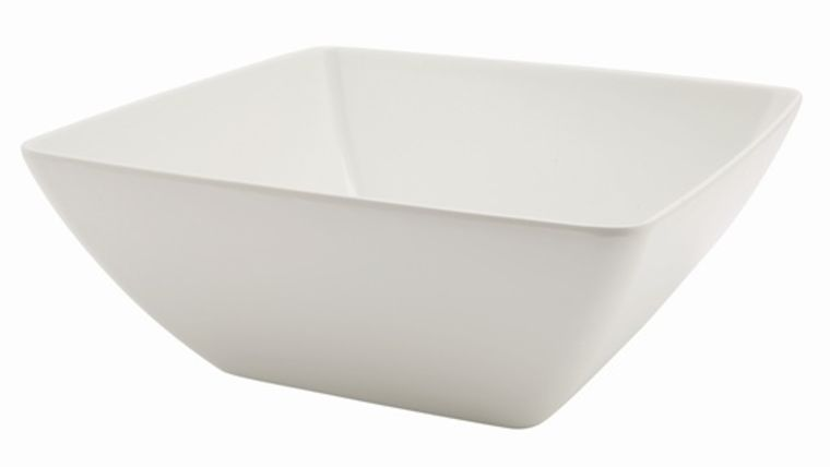 Picture of a White Serving Bowls
