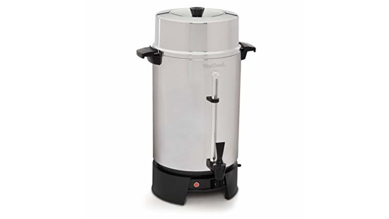 Picture of a 100 Cup Coffee Urn