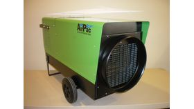 Image of a 40 kW Heaters