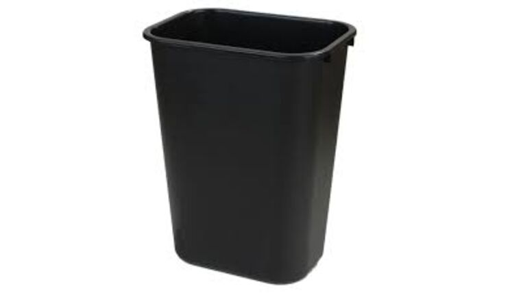 Picture of a TRASH CAN OFFICE