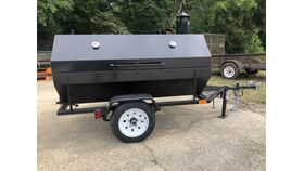 Image of a 3' X 6' TOWABLE GRILL