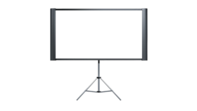 Image of a 10.5' x 14' Projection Screen