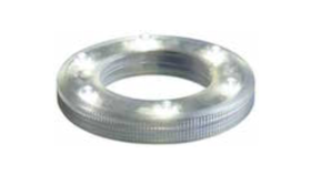 """Image of a 6"""" LED Battery Cocktail Ring Table Light"""