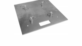 """Image of a 20"""" x 20"""" - Global Truss Aluminum Baseplate"""