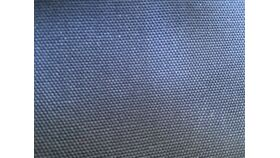 Image of a Pillow - Solid Color- Blue- Dark Home Decor