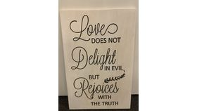 Image of a Corinthians Signs - White/Charcoal