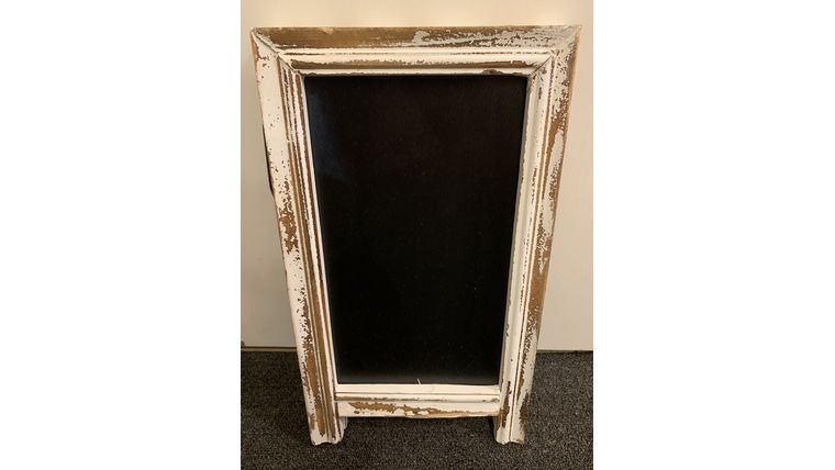 Rustic Double Sided Chalkboard - small (R) : goodshuffle.com