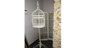 Image of a Standing Birdcage