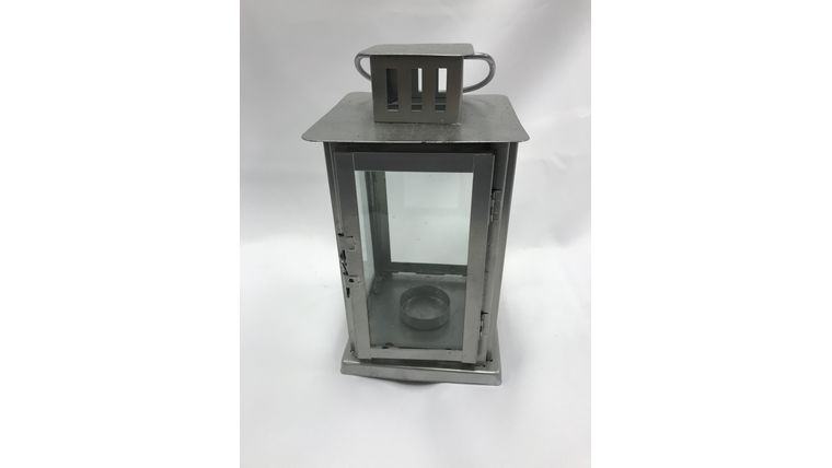 Picture of a Metal Lantern - small (B)