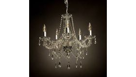 Image of a 8 Arm Chandelier