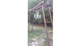 Image of a Pickin Ladder Arbor