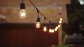 Image of a Bistro Lighting