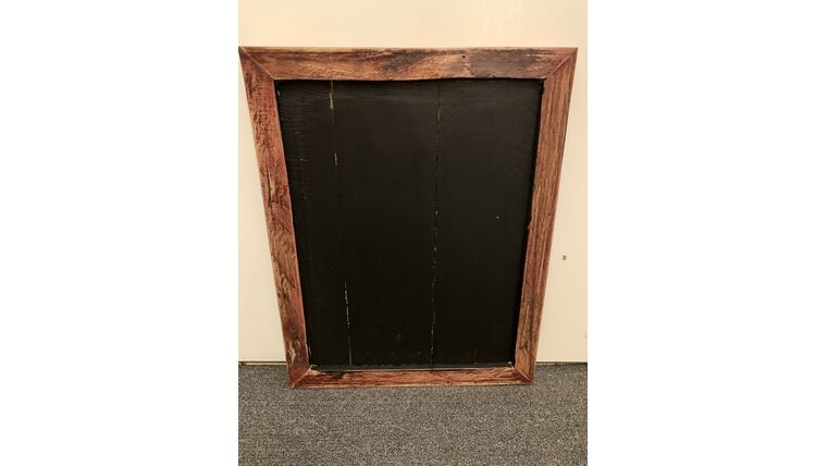"""Picture of a Chalkboard - """"A"""""""