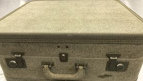 Image of a Vintage Suitcase - Tan