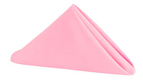 Image of a Polyester Napkin - Pink