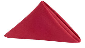 Image of a Polyester Napkin - Apple Red