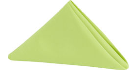 Image of a Polyester Napkin -  Apple Green