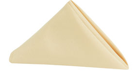 Image of a Polyester Napkin - Champagne