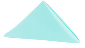 Image of a Polyester Napkin - Light Turquoise