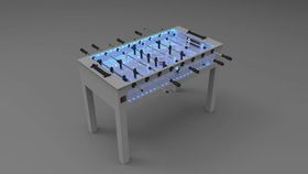 Image of a LED Foosball