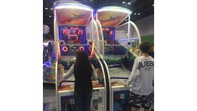 Image of a Arcade Hoops (Pair)