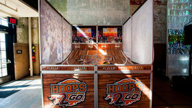 Image of a Hoops 2 Go (4 Player)
