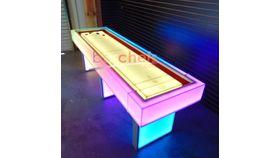 Image of a LED Shuffleboard