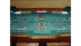 Image of a Craps Table (10ft)