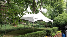 Image of a 10'x20' Festival Frame Tent (duplicate)