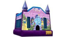 Image of a Disney Princess Jump II