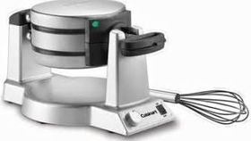 Image of a Double Iron Waffle Maker
