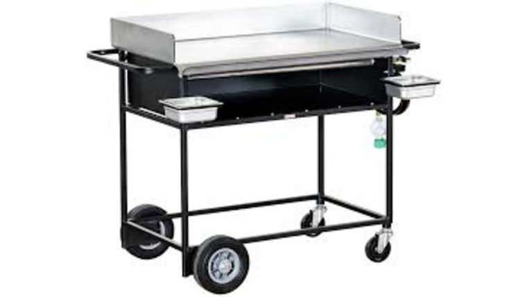 """Picture of a 36"""" Gas Propane Griddle"""