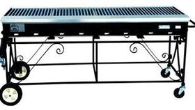 "Image of a 72"" Gas Propane BBQ Grill"