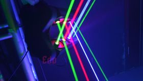 Image of a Moving Head Laser