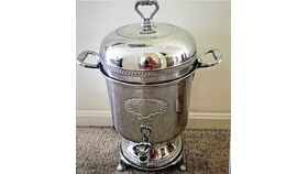Image of a 50 Cup Polished Decorative Coffeemaker